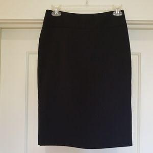 H&M Black Pencil Skirt